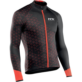 Northwave Blade 3 Longsleeve Jersey Men black/red